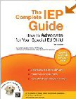 The Complete IEP Guide book cover